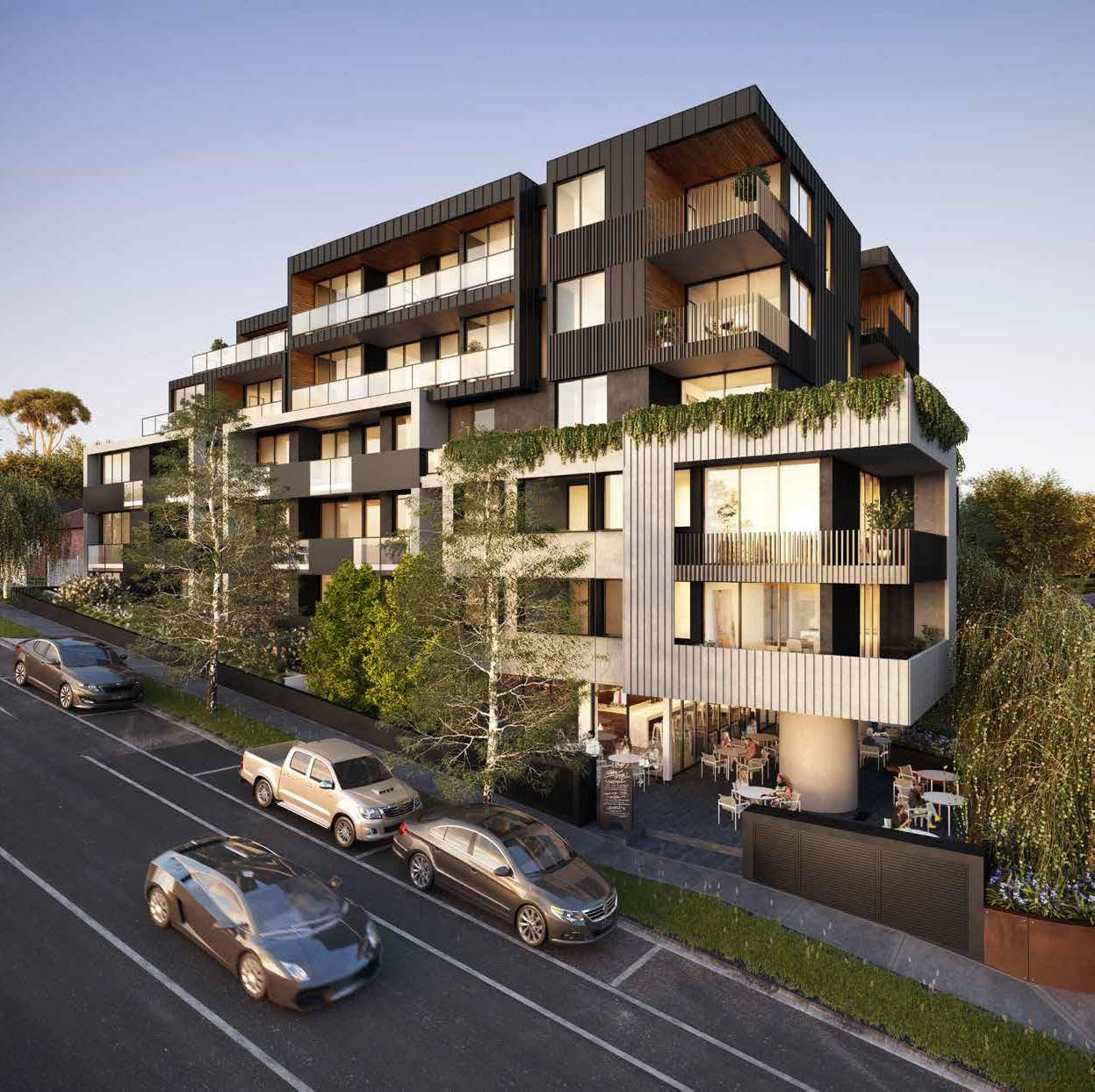 MontVue - Buy Melbourne Apartments