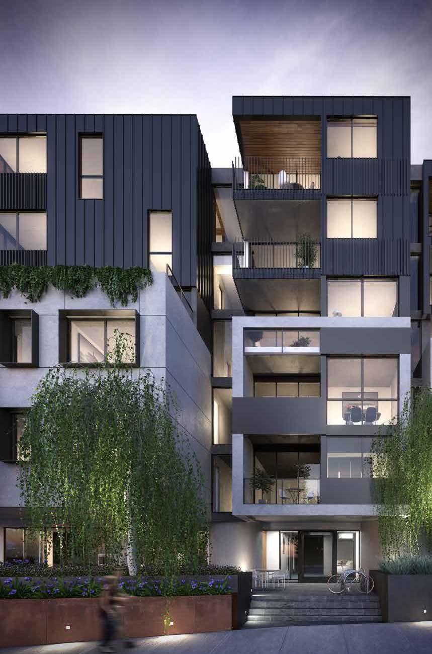 MontVue - Buy Melbourne Apartments
